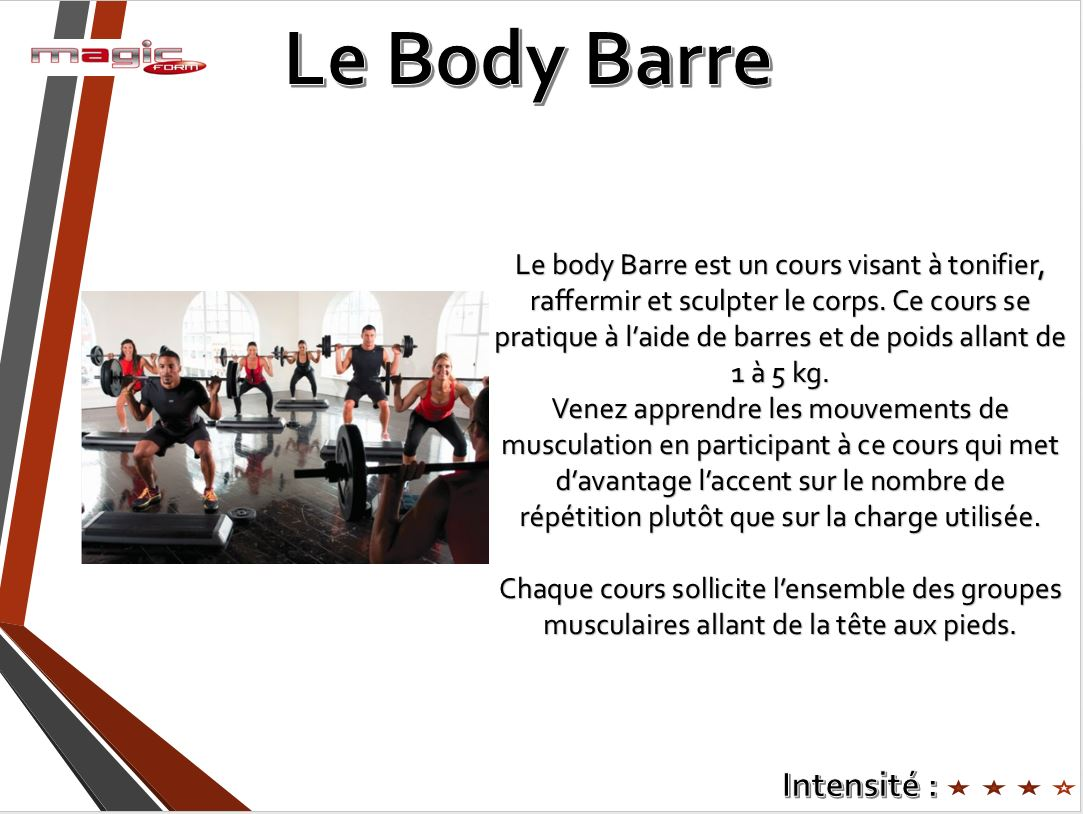 body-barre